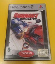 Burnout Dominator GIOCO PS2 VERSIONE ITALIANA