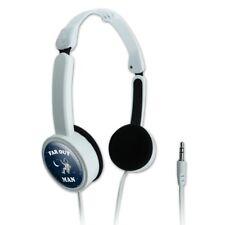 Far Out Man Space Astronaut Funny Humor Portable Foldable On-Ear Headphones