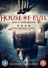 HOUSE OF EVIL - DVD **USED VERY GOOD** FREE POST**