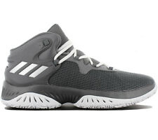 c8baa9b68990 adidas Explosive Bounce Grey Silver Men Basketball Shoes SNEAKERS Trainer  By3779 UK 9