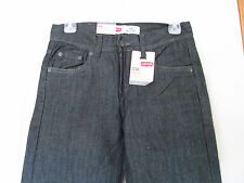 NWT Boy's Levi's 550 Humboldt Relaxed Fit Jeans 12 Regular W26 L26 100% Cotton