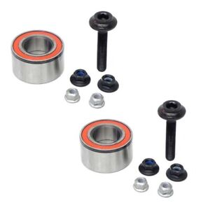Pair Set of 2 Front FAG Wheel Bearings for Audi A4 A6 A8 Quattro S4 VW Passat