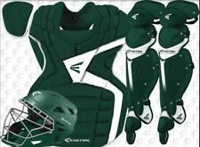 Under Armour Womens Pro Catchers Gear Fastpitch Softball Set Kit Green/Gray