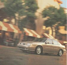 1997 OLDSMOBILE CUTLASS Brochure / Catalog with Color Chart: GLS