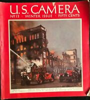 US CAMERA Magazine - Dec 1940 - PIN-UPS / the Philippines / Eugene Atget