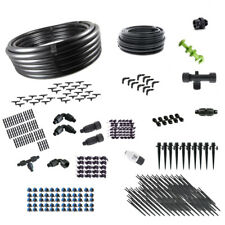 Drip Irrigation Kit for Container Gardening Premium Size-Water 80 Plants