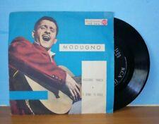 DOMENICO MODUGNO, dischi 45n RCA- Vecchio Franck, E Vene 'o Sole