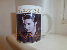 ELVIS Personalised Mug with your name and/or message.