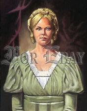 ANGELIQUE BOUCHARD Portrait on Canvas_DARK SHADOWS