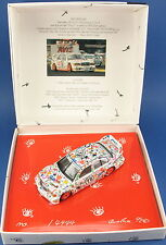 MINICHAMPS ART CAR EDITION - Mercedes 190 EVO II - DTM 1991 - ANDORA - Lohr 1:43