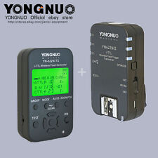 Yongnuo TTLYN622N-TX +SINGLE YN-622NII flash trigger with 2 cables for Nikon
