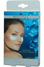 Revitale Anti-Wrinkle Collagen & Q10 Eye Gel Patches (5 Treatments)