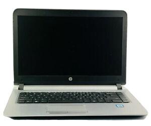 HP Probook 440 G3 Notebook i5-6200 @2.30Ghz 8GB Laptop Computer 120GB SSD B+