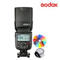 Godox V850II 2.4G Camera Flash Speedlite for Fujifilm Pentax Nikon Olympus Canon