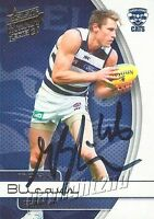 ✺Signed✺ 2015 GEELONG CATS AFL Card MARK BLICAVS