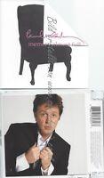 CD--PAUL MCCARTNEY--MEMORY ALMOST FULL -LTD.EDT.-
