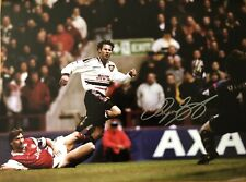 Ryan Giggs Signed FA Cup Goal Photo With COA And Proof- Manchester United Signed