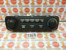 98 99 00 HONDA ACCORD AC HEATER TEMPERATURE CLIMATE CONTROL OEM