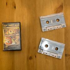 NOW 37 - Various Artists / Double Cassette tape Album  / Fatbox - UK 1997
