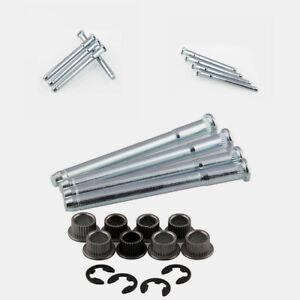 For 1994-2004 Chevy S10 GMC S15 2-Door Car Door Hinge Pins Pin Kit NEW