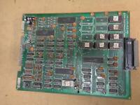 KANGAROO ATARI  NOT WORKING   ARCADE GAME PCB BOARD  B12