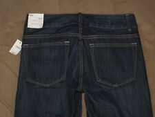 GAP 1969 Size 25/0r Perfect Boot Dark Blue Stretch Denim Womens Jeans