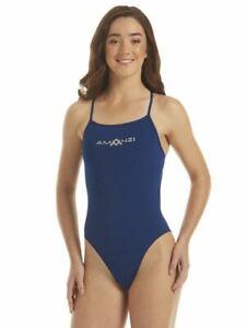 Amanzi Women's Swimsuit Sapphire Tie Back