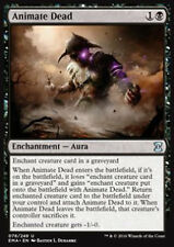 MTG ANIMATE DEAD FOIL EXC - ANIMARE I MORTI - EMA - MAGIC