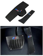 For BMW X1 X3 E46 E90 E92 E93 E87 3 series M Black Aluminium Pedals AT Pedal