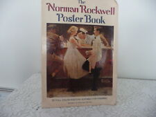 NORMAN ROCKWELL FIGURINE POSTER BOOK WITH 20 PRINTS FOR FRAMING   16 X 11 PRINTS