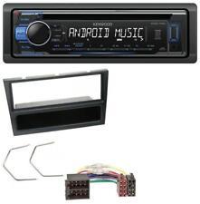 Kenwood 1DIN MP3 USB CD AUX Autoradio für Opel Agila Combo Vivaro Corsa C Omega