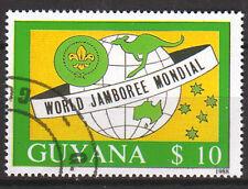 Guyana 2490, o, mundo-Boy Scout reunión en Australia