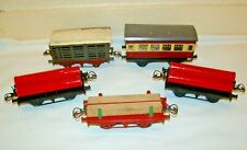 Hornby O Gauge Rolling Stock x 5