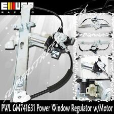 Front Passenger Power Window Regulatorfor for 00-05 Chevy Impala Base Sedan 3.4L