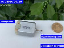 JOHNSON FC-280SC 24mm Motor DC 6V-12V For Car Door Lock Rearview Folding Mirror