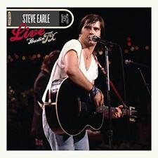 Steve Earle - Live From Austin, Tx (NEW CD+DVD)