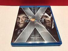 X-Men: First Class (2011) M Blu-ray James McAvoy, Michael Fassbender