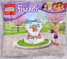 Lego Friends Promo Polybag 30204 Stephanie's Wunschbrunnen Foto Geld RAR NEU NEW