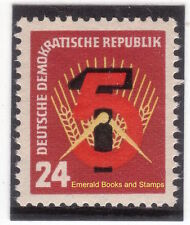 EBS East Germany DDR 1951 First 5-Year Plan launched Michel 293 MNH**