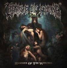 hammer of the witches CRADLE OF FILTH CD+ 2 bonus tracks LTD DIJIBOOK HARDCOVER