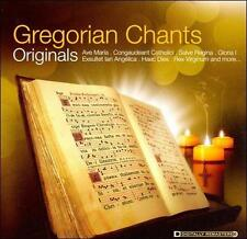 FREE US SHIP. on ANY 2 CDs! ~Used,VeryGood CD : Gregorian Chants Originals Impor