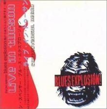 JON SPENCER BLUES EXPLOSION Controversial Negro RARE JAPANESE IMPORT REMASTERED