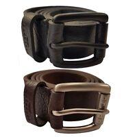 "1.25/"" pouces Large Brown Tan Long Lasting Handmade Set 2 pcs UK Handmade belt"