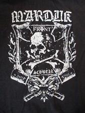 MARDUK CONCERT T SHIRT Black Metal Front Schwein Death To Peace War At Last 3XL