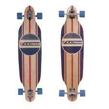 Longboard Skateboard ABEC 7 97x23x10cm CRUISER Board MAX. 100kg Nuovo/Scatola Originale