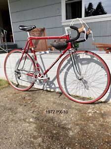 1977 Peugeot PX-10 Bicycle