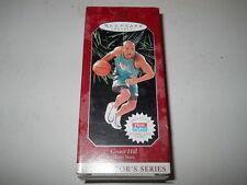 Hallmark Keepsake Grant Hill Christmas Ornament Pistons 1998