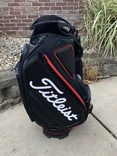 Titleist Jet Black Staff Bag