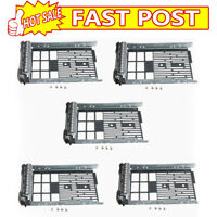 5X Lot Sale 3.5'' Hard Drive Tray Caddy For Dell PowerEdge R720 R710 R510  !