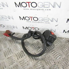 Honda CB 400 98 Superfour OEM right hand control switch block - damaged button